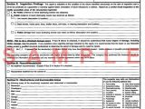 Electrical Home Inspection Report Sample And Sample Of House Inspection Report
