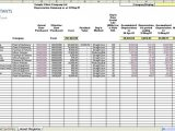 excel templates for quality control sample